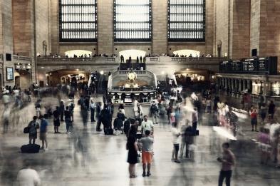Grand Central Terminal - 35x50 cm