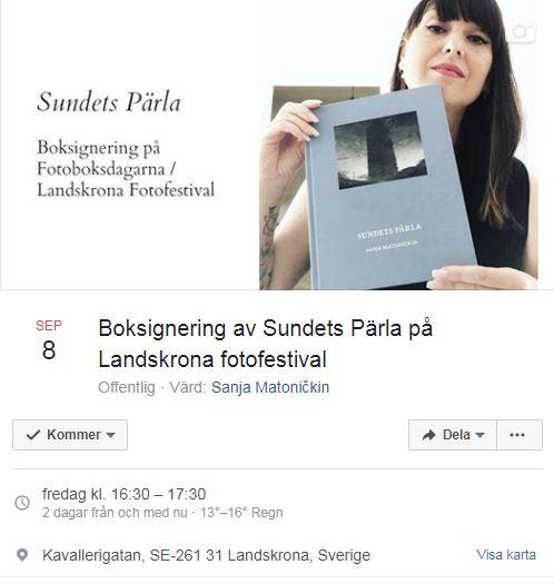 Boksignering LA fotofestival