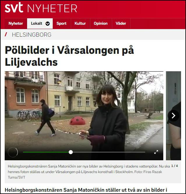 SVT Nyheter Helsingborg - inslag onsdag 11:e januari